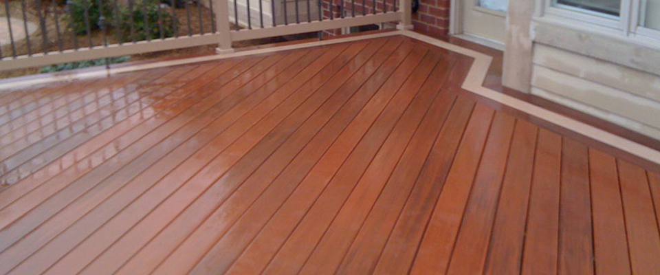 Treated Pine, Composite Timber Decking, Spotted Gum Timber Decking