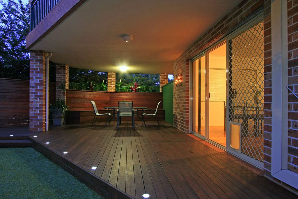 Treated Pine, Composite Timber Decking